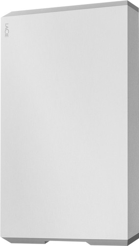 LaCie Mobile drive USB-C 2TB Silver Main Image