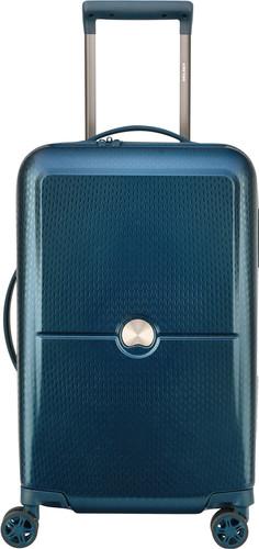 Delsey Turenne 55cm Spinner Blue Main Image