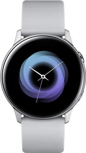 Samsung Galaxy Watch Active Argent Main Image