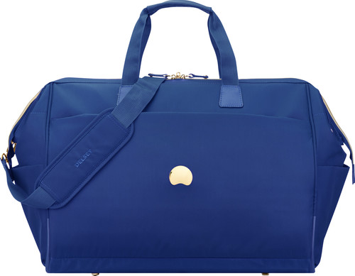Tweedekans Delsey Montrouge Cabin Duffle Bag Blue Main Image