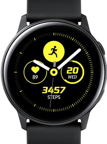 Samsung Galaxy Watch Active Black Main Image