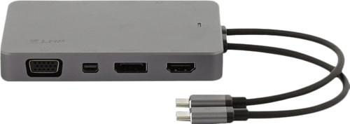LMP Câble convertisseur USB-C avec 10 ports Main Image
