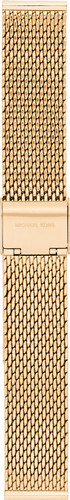 Michael Kors Access Watch Strap Gold Mesh MKT9074 Main Image