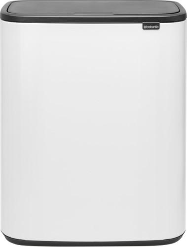 Brabantia Bo Touch Bin 60 Liter Wit Main Image