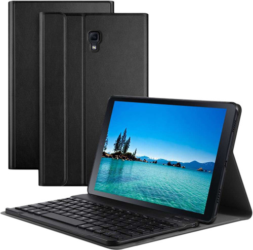 Just in Case Premium Samsung Galaxy Tab A 10.5 Noir AZERTY Main Image