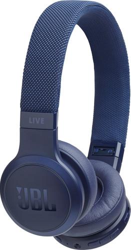 JBL LIVE 400BT Blue Main Image