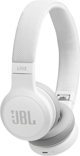JBL LIVE 400BT White Main Image
