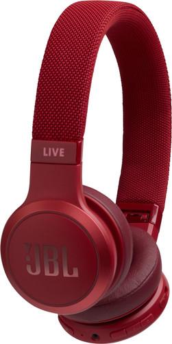 JBL LIVE 400BT Rouge Main Image