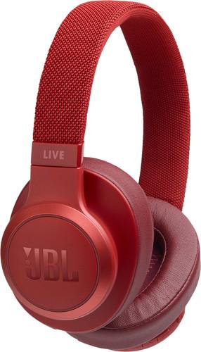 JBL LIVE 500BT Rouge Main Image