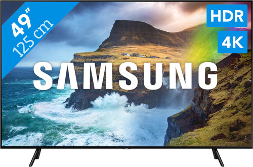 Samsung QE49Q70R - QLED Main Image
