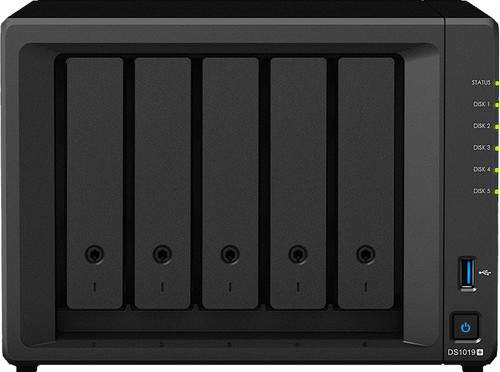 Synology DS1019+ Main Image