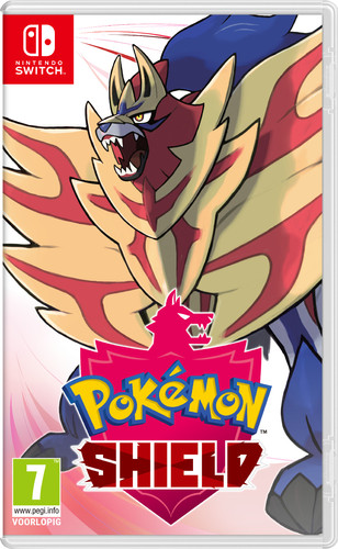 Pokémon Shield Switch Main Image