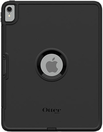 OtterBox Defender Apple iPad Pro 12.9 inch 2018 Back Cover Black Main Image