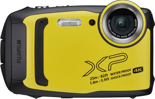 Fujifilm FinePix XP140 Jaune Main Image