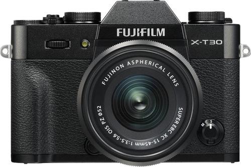 Fujifilm X-T30 Noir + XC 15-45 mm f/3.5-5.6 OIS PZ Main Image
