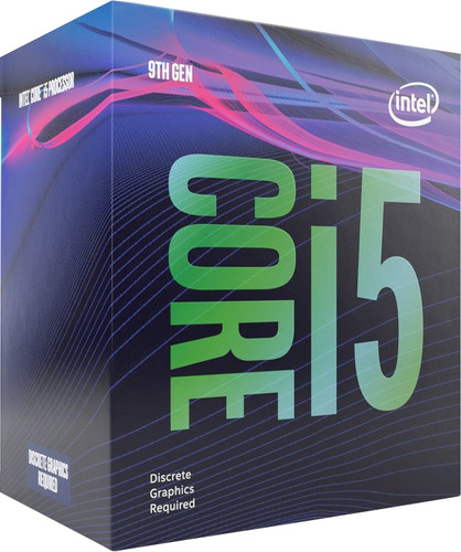 Intel Core i5 9400F Main Image
