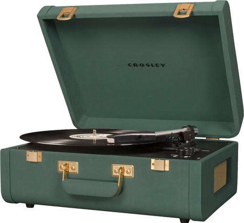 Crosley Portfolio Green Main Image