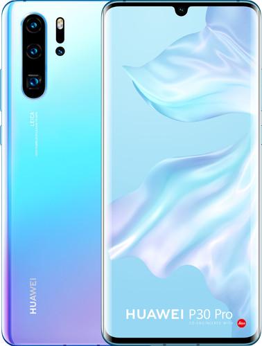 Huawei P30 Pro 128 Go Blanc/Mauve