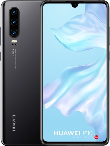 Huawei P30 Zwart Main Image