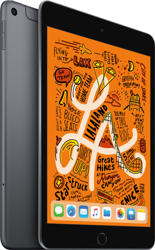 Apple iPad Mini 5 256GB WiFi + 4G Space Gray Main Image