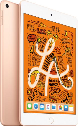 Apple iPad Mini 5 256GB WiFi Gold Main Image