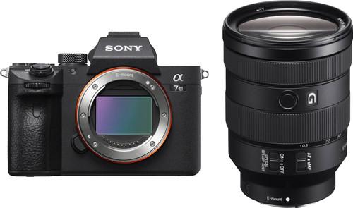 Sony A7III + FE 24-105mm f/4 G OSS Main Image