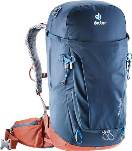 Deuter Trail Pro Midnight/Lava 32L Main Image