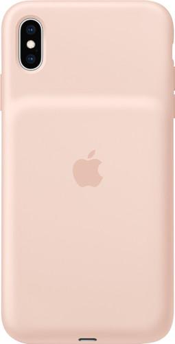 Tweedekans Apple iPhone Xs Smart Battery Case Rozenkwarts Main Image