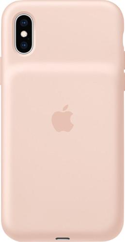 Apple iPhone Xs Max Smart Battery Case Rose Quartz Main Image