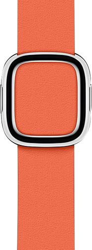 Apple Watch 40mm Modern Leather Watchband Sunset - Medium Main Image