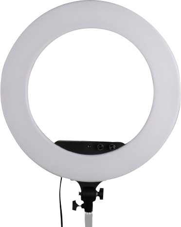 StudioKing LED Ring Light Set LED-480ASK on 230V Main Image
