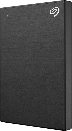 Seagate Backup Plus Slim 1TB Black Main Image