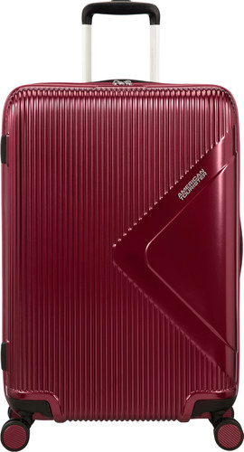 American Tourister Modern Dream Expandable Spinner 69cm Wine Red Main Image