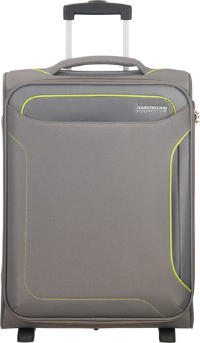 American Tourister Holiday Heat Upright 55cm Metal Grey Main Image