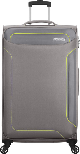 American Tourister Holiday Heat Spinner 79cm Metal Grey Main Image