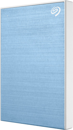 Seagate Backup Plus Slim 1TB Blauw Main Image