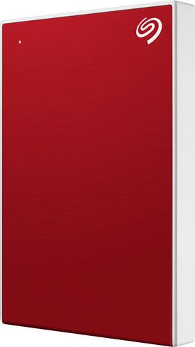 Seagate Backup Plus Slim 1TB Rood Main Image