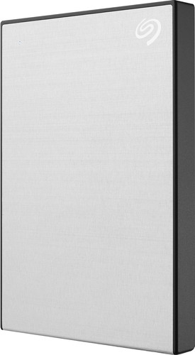 Seagate Backup Plus Slim 2TB Silver Main Image