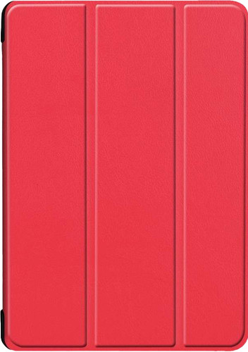 Just in Case Lenovo Tab M10 Smart Tri-Fold Case Rouge Main Image