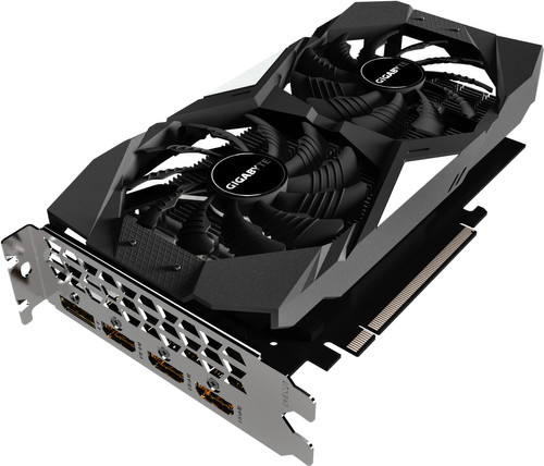 Gigabyte GeForce GTX 1650 Windforce OC 4G Main Image