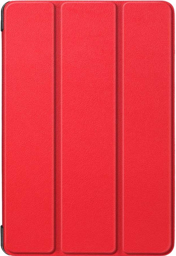 Just in Case Smart Tri-Fold Apple iPad Mini 5 Book Case Red Main Image