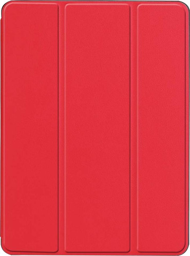 Just in Case Book Smart Tri-Fold Case Apple iPad Air (2019) Rouge Main Image