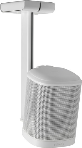 Flexson Sonos One/Play:1 support de fixation pour plafond blanc Main Image