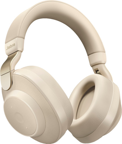 Jabra Elite 85h Cream Main Image