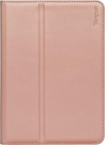 Targus Book case avec système à clipser iPad Mini 5, 4, 3, 2 & 1 Or Rose Main Image