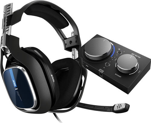 Astro A40 TR Zwart + MixAmp Pro TR PS4 Main Image
