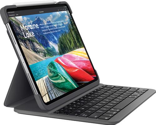 Logitech Slim Folio Apple iPad Pro 12.9 inches (2018) Keyboard Cover AZERTY Main Image