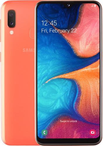 Samsung Galaxy A20e Orange