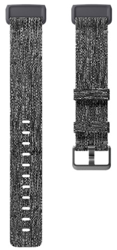 Fitbit Charge 3 Plastic Nylon Gray S Main Image
