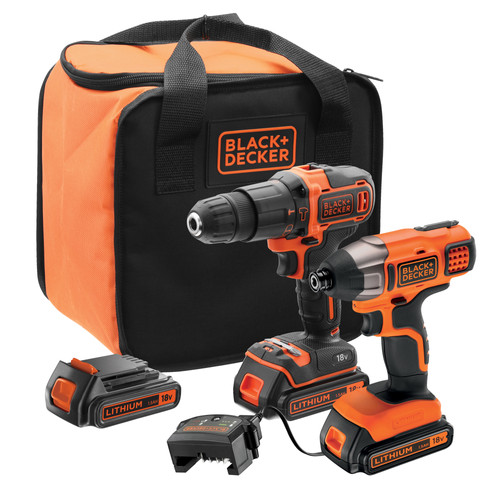 Black & Decker BCK21S2S-QW Ensemble combiné Main Image